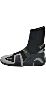 2019 Gul Power 5mm Split Toe Wetsuit Boots Black / grey BO1309-B4