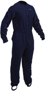 Gul Junior Radiation Drysuit Undersuit Fleece Technical Onesie CHARCOAL GM0283