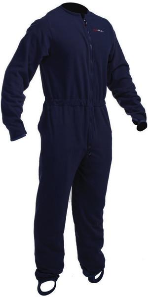 2019 Gul Radiation Drysuit Undersuit Fleece Technical Onesie CHARCOAL GM0283-B3
