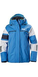 2018 Helly Hansen Womens Salt Light Jacket Blue Water 33925