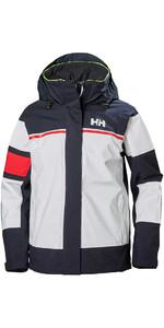 Helly Hansen Womens Salt Light Jacket Navy 33925