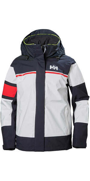 2018 Helly Hansen Womens Salt Light Jacket Navy 33925