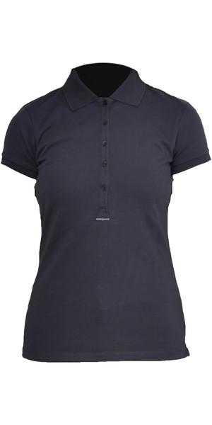 Henri Lloyd Womens Premier Polo BLACK Y1000004