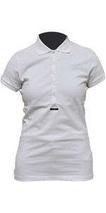 Henri Lloyd Womens Premier Polo WHITE Y1000004