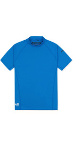 2020 Musto Mens Insignia UV Fast Dry Short Sleeve T-Shirt Brilliant Blue 80900