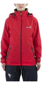 2019 Musto Womens BR1 Inshore Jacket True Red SWJK016