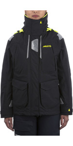 2019 Musto Womens BR2 Offshore Jacket Black SWJK014