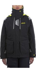 2020 Musto Womens BR2 Offshore Jacket Black SWJK014