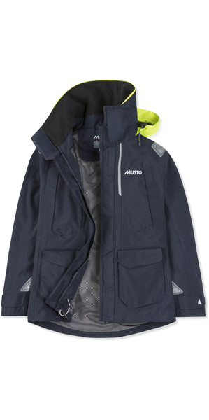 2019 Musto Womens BR2 Offshore Jacket True Navy SWJK014