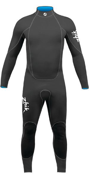 2019 ZHIK JUNIOR 3MM WETSUIT STEAMER BLACK STM150K