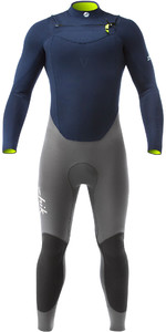 Zhik Mens Superwarm V 3.5mm GBS Chest Zip Wetsuit