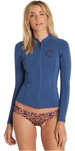 Billabong Womens Peeky 1mm Neoprene Jacket SEASIDE H41G02