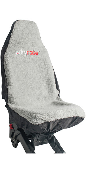 2018 Dryrobe Car Seat Cover Black / Grey