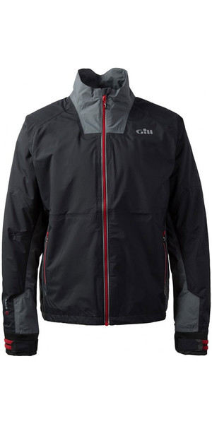 2018 Gill Race Jacket Graphite RS01