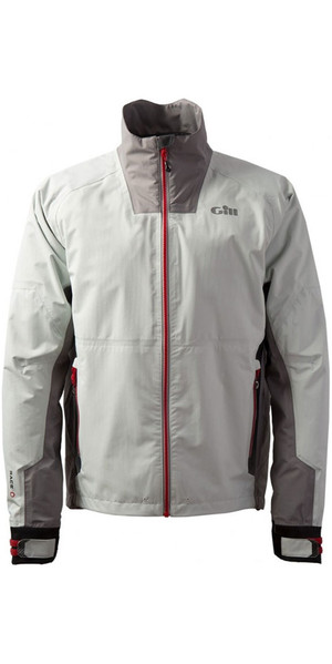 2018 Gill Race Jacket Silver RS01