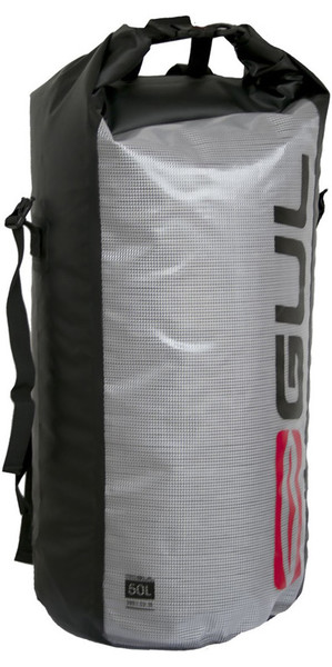 2019 Gul Dry Bag 50L with Ruck Sack Straps LU0120