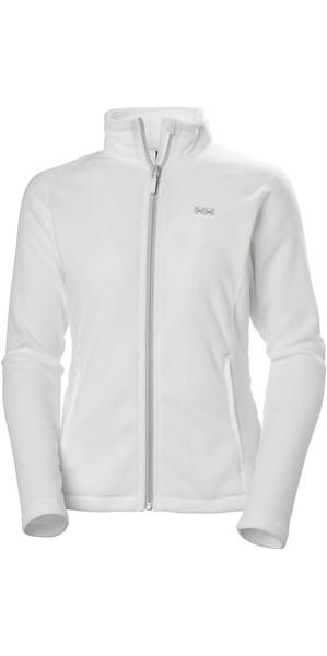 2018 Helly Hansen Ladies Daybreaker Fleece Jacket White 51599