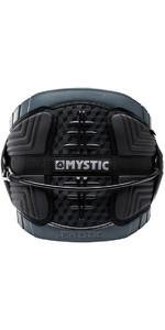 2019 Mystic Legend Kite Waist Harness Black / Grey 180042