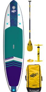 2018 Naish Alana LT 11'6 Inflatable Stand Up Paddle Board Inc Paddle, Bag & Pump 51685090