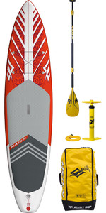 2018 Naish Glide LT 12'0 Touring Inflatable Stand Up Paddle Board Inc Paddle, Bag & Pump 51685070