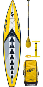 Naish One Air NISCO SUP Inflatable Stand Up Paddle Board 12'6