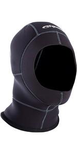 2021 Typhoon Raptor 3mm Neoprene Hood 225203 - Black