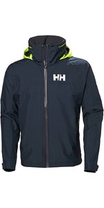 2019 Helly Hansen HP Fjord Jacket Navy 34009