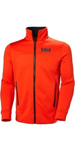 2019 Helly Hansen HP Fleece Jacket Cherry Tomato 34043