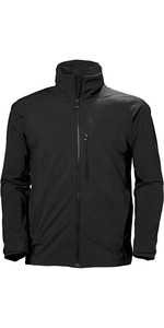 2020 Helly Hansen HP Racing Midlayer Jacket Ebony 34041