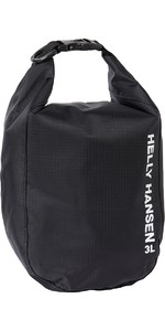 2019 Helly Hansen Light Dry Bag 3L Black 67372
