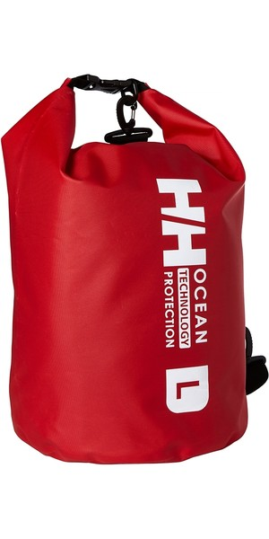 2019 Helly Hansen Ocean Dry Bag Large Alert Red 67370