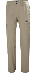 2021 Helly Hansen QD Cargo Trousers Fallen Rock 33996