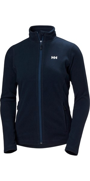 2019 Helly Hansen Womens Daybreaker Fleece Jacket Navy 51599