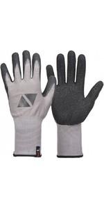 2021 Magic Marine Set of 3 Sticky Sailing Gloves Grey 190015