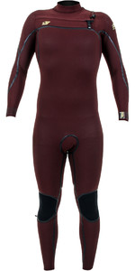 2020 O'Neill Psycho One 4/3mm Chest Zip Wetsuit Widow 4967