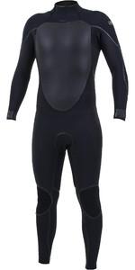 2020 O'Neill Mens Psycho Tech 4/3mm Back Zip Wetsuit 5335 - Black