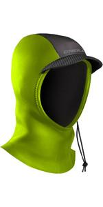 2019 O'Neill Youth Psycho 3mm Hood Dayglo Green 5120