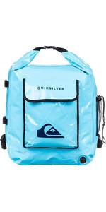2019 Quiksilver Deluxe Wet Dry Back Pack 32L Blue EGL00DELUX