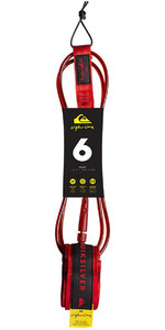 2019 Quiksilver EuroGlass Highline Surf Board Leash 6'0