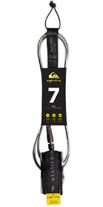 2019 Quiksilver EuroGlass Highline Surf Board Leash 7'0