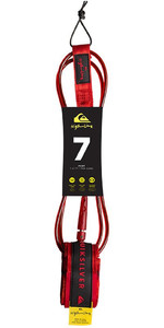 2019 Quiksilver EuroGlass Highline SurfBoard Leash 7'0