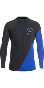 2019 Quiksilver Syncro New Wave 1mm Long Sleeve Neoprene Top Royal Blue EQYW803007