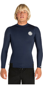 2019 Rip Curl Mens Aggrolite 1.5mm Long Sleeve Neoprene Jacket Navy WVE9IM