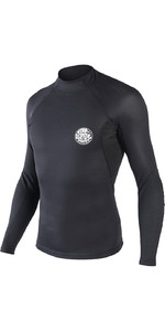 2019 Rip Curl Mens Hotskin 0.5mm Long Sleeve Neoprene Jacket Black WVE8DM
