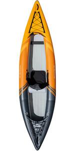 2020 Aquaglide Deschutes 130 1 Man Kayak with Stow Room - Kayak Only