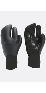 2020 Billabong Furnace 5mm Neoprene Claw Gloves U4GL08 - Black