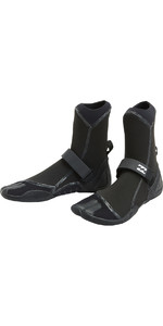 2020 Billabong Furnace 7mm Split Toe Neoprene Boots U4BT12 - Black