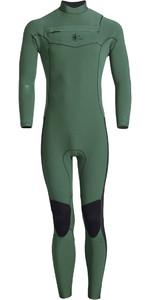 2020 Billabong Mens Revolution Pro Factory 3/2mm Chest Zip Wetsuit Q43M60 - Bistro Green