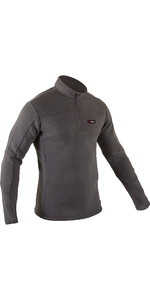 2020 GUL Airotherm 1/4 zip Fleece Top GM0387-B7 - Grey / Brown
