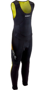 2020 GUL Junior Code Zero 3mm Pro Hikepants CZ4214-B7 - Black
